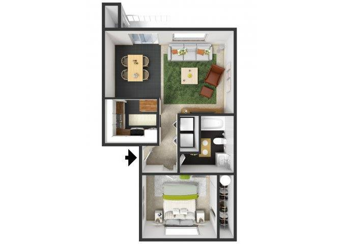 Fremont Floor Plan 1