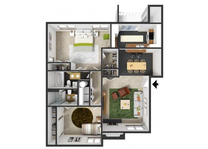 Pilson Floor Plan 7
