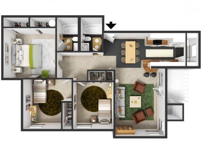 Manchester Floor Plan 5