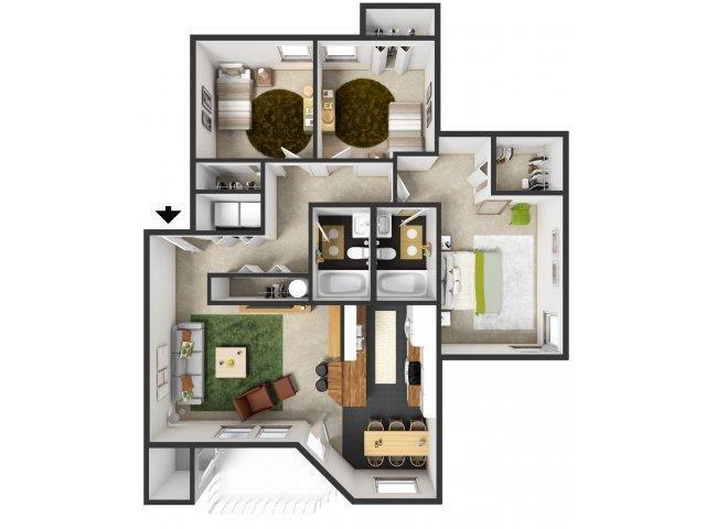 Somerset Floor Plan 6