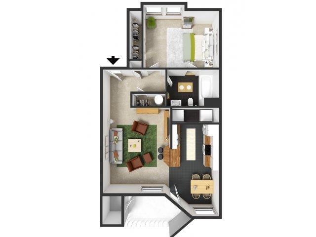 Sussex Floor Plan 1