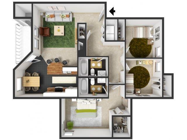 Grand Ronde Floor Plan 8