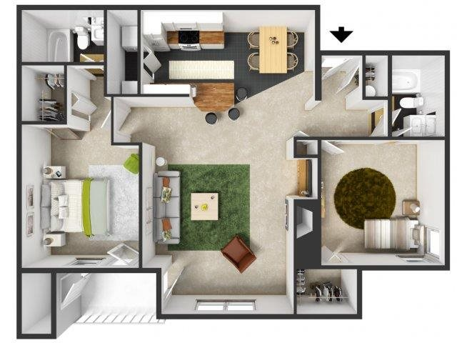 Mckenzie Floor Plan 6