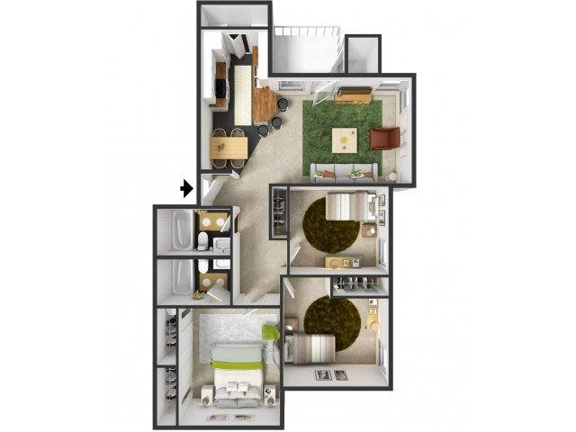 Nehalem Floor Plan 7