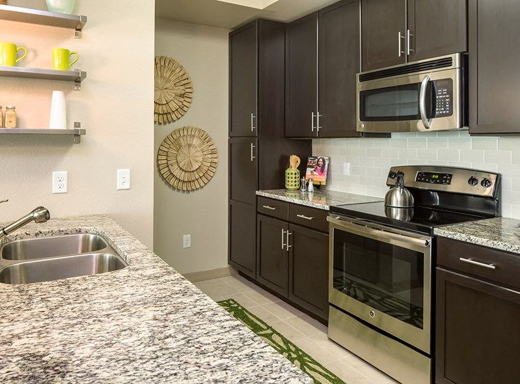 2940 Solano at Monterra model suite kitchen in Cooper City, Florida