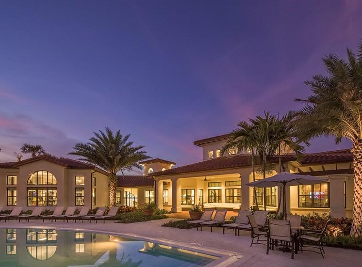 2940 Solano at Monterra swimming pool in Cooper City, Florida