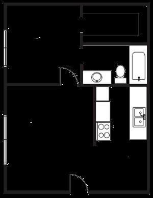 Pleasant Pointe Apartments Little Rock