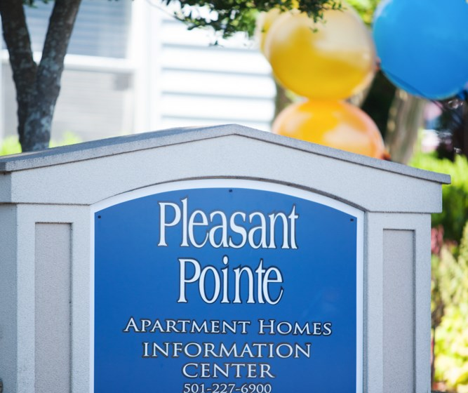 Pleasant Pointe Apartments In Little Rock, AR