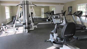 Apartments in Little Rock with a Fitness Center