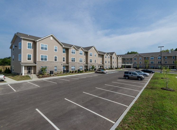 The Preserve Independent senior living Apartments in Cleveland, TN