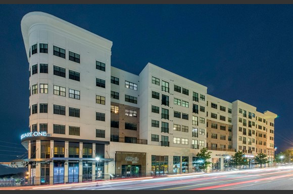 Square One Apartments Sandy Springs Ga
