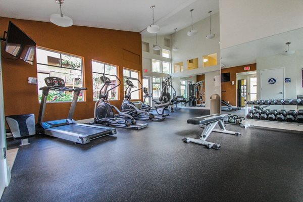 Fitness Center at The Marquee, North Hollywood, 91605