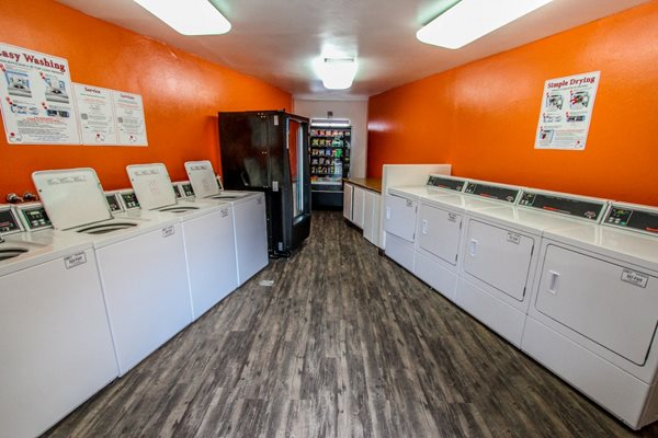 Laundry Facilities at The Marquee, 12300-12312 Sherman Way