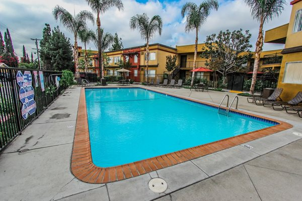 The marquee apartments 12300 12312 sherman way north - Laredo civic center swimming pool ...