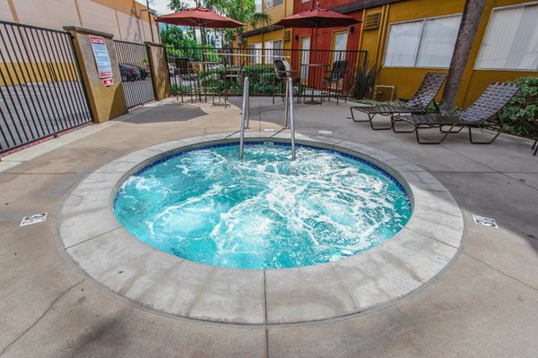 Spa/Hot Tub at The Marquee, North Hollywood, California