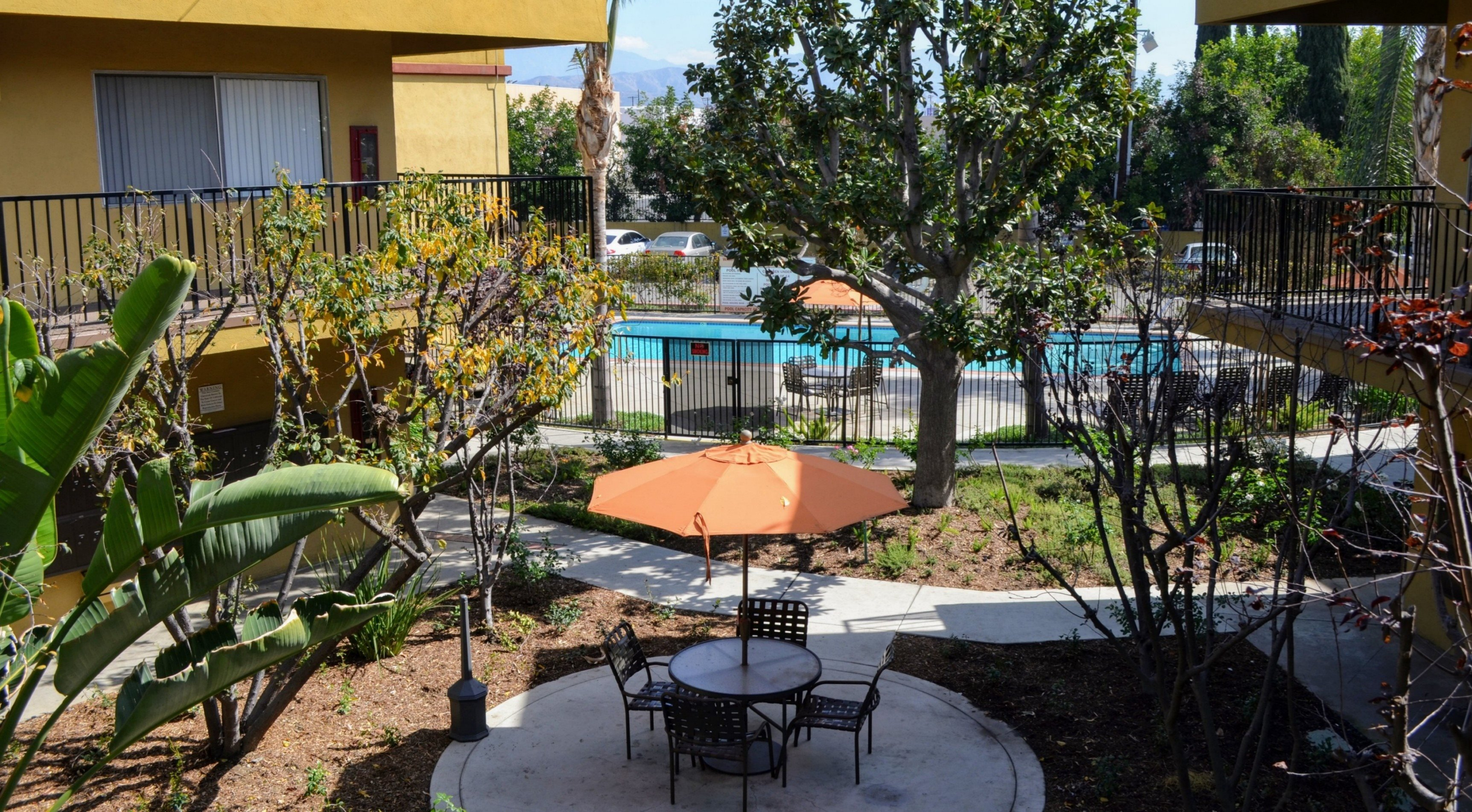 Beautiful Surrounding at The Marquee Apartment Homes, 12300-12312 Sherman Way, CA