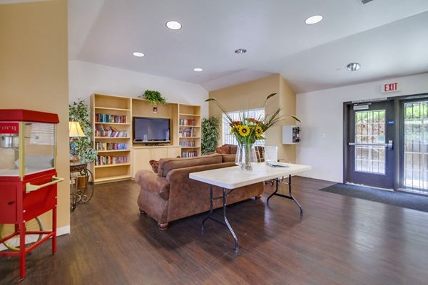 Terrace Gardens, Escondido, CA,92026 has Newly Renovated Clubhouse