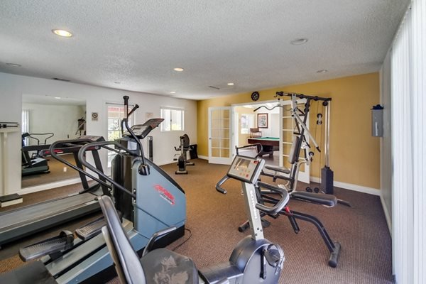 Health and Fitness Center with updated equipment