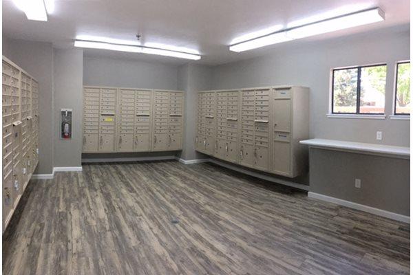 Brand new Mailroom