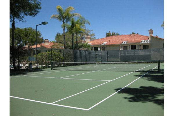 Tennis Court at La Serena San Diego, 92128
