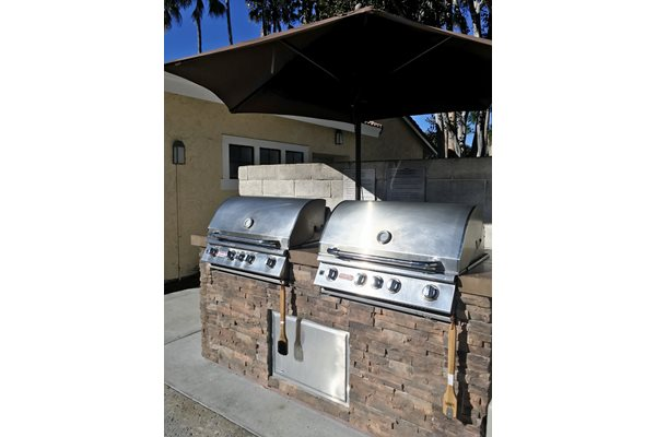 BBQs available at La Serena Apartments Bernardo Heights, CA