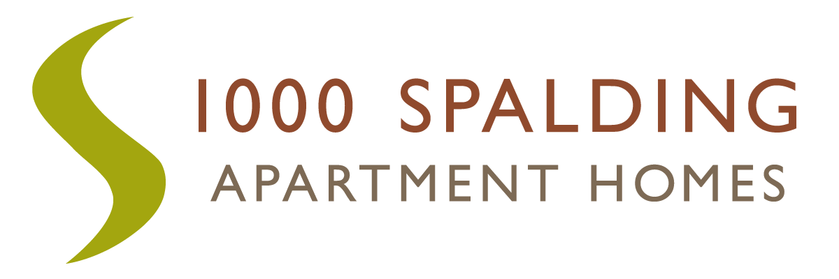 1000 Spalding Apartment Homes Logo