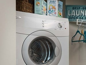 One Bedroom - In-Suite Laundry