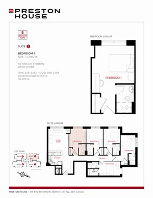 Preston House Apartments, 315 King Street North, Waterloo, ON - RENTCafé