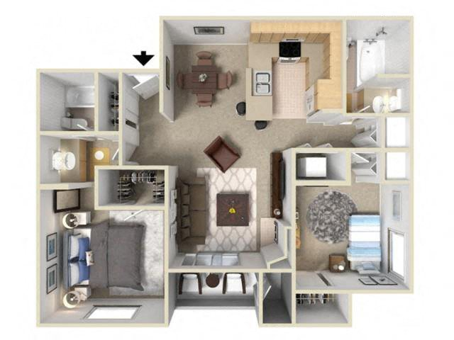 Meadow Ridge Floor Plan 3