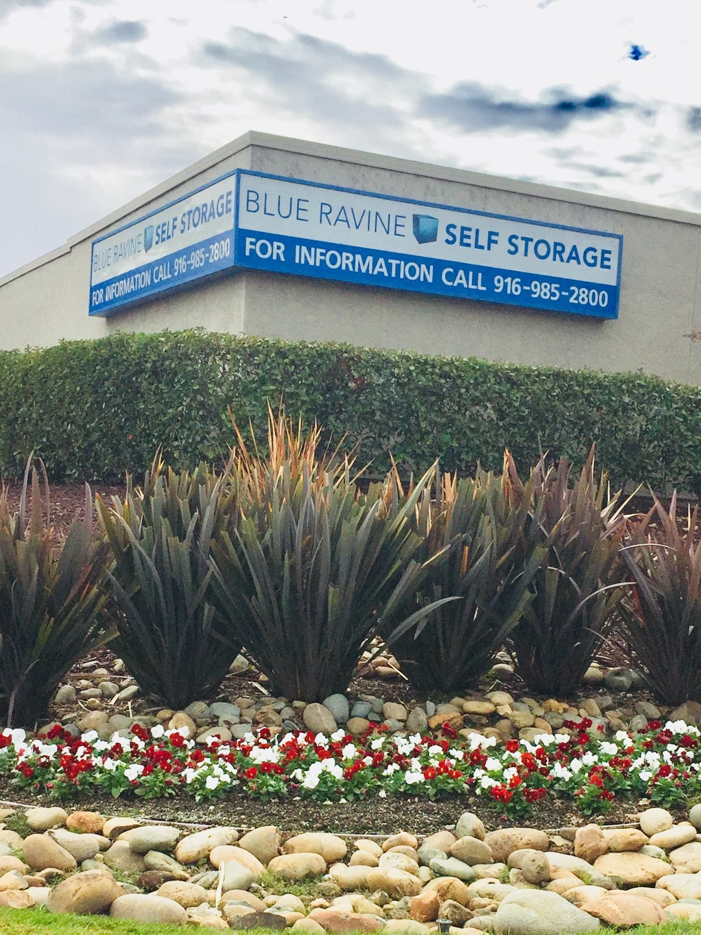 Exterior Building  l Blue Ravine Self Storage | Public Storage in Folsom, CA