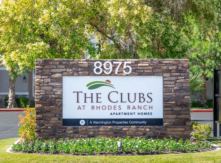 Apartments in Las Vegas, NV | The Clubs at Rhodes Ranch | Sign