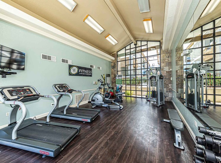 Apartments in Las Vegas, NV | The Clubs at Rhodes Ranch | Fitness