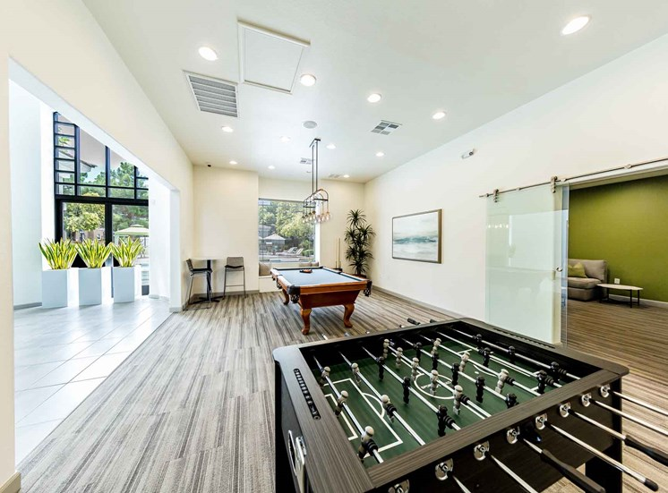 Apartments in Las Vegas, NV | The Clubs at Rhodes Ranch | Game Room