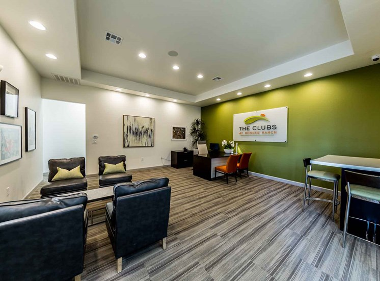 Apartments in Las Vegas, NV | The Clubs at Rhodes Ranch | Clubhouse
