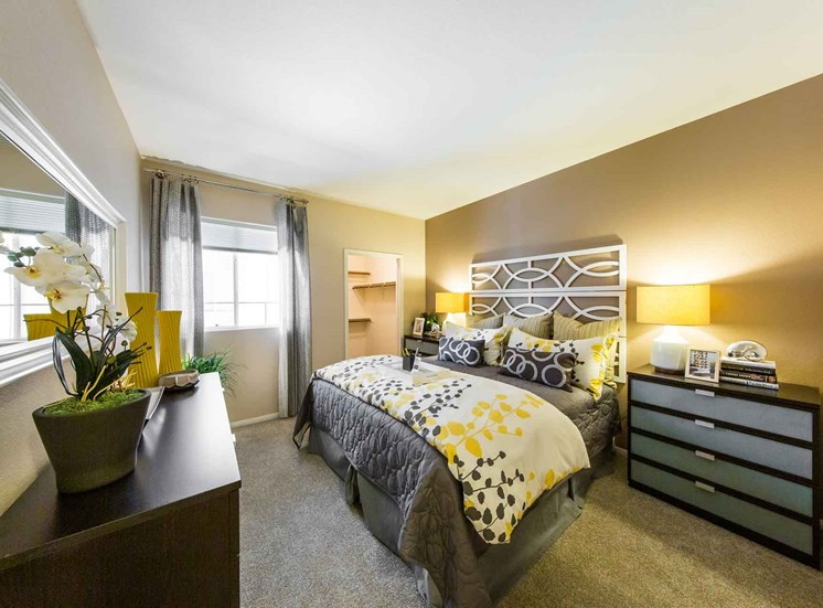 Apartments in Las Vegas, NV | The Clubs at Rhodes Ranch | Bedroom