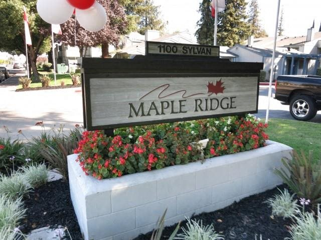 Maple Ridge | Sign