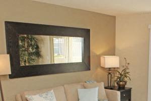 Two Bedroom Apartments in Sacramento, CA - La Provence Living Room