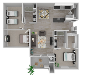 Lake Pointe Elk Grove Floorpan 8