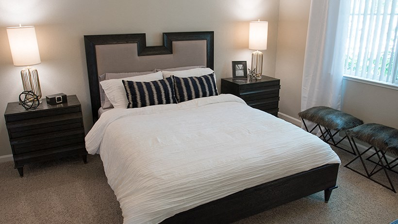 Apartments in Elk Grove, CA for Rent - Lake Point Apartments Bedroom