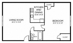 1 Bedroom Deluxe