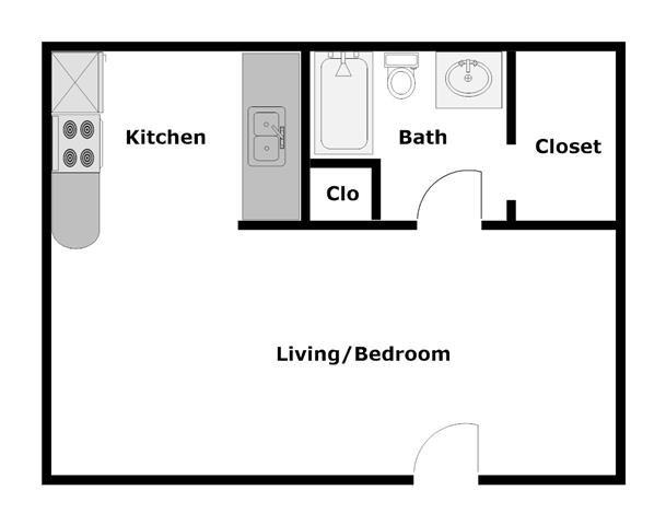 Woodside E2 Floor Plan 2