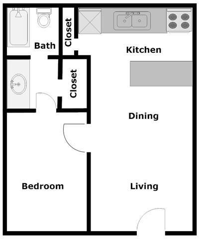 Woodside A2 Floor Plan 5