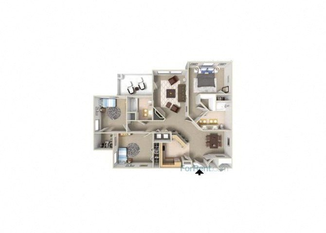 Denali floor plan.
