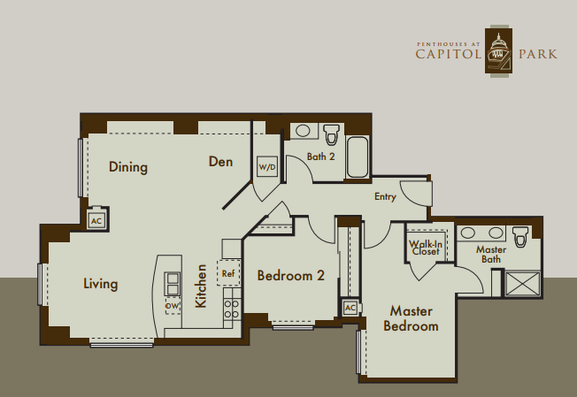 Unit 1 Floor Plan 9
