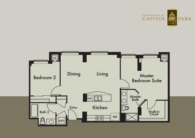 Unit 5 Floor Plan 6