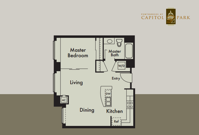 Unit 8 Floor Plan 1