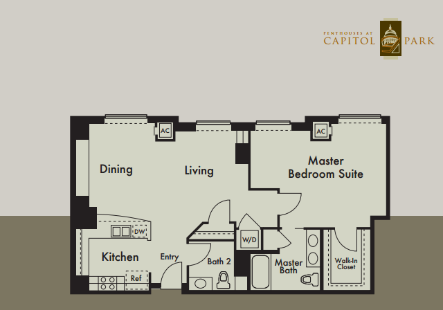 Unit 9 Floor Plan 3