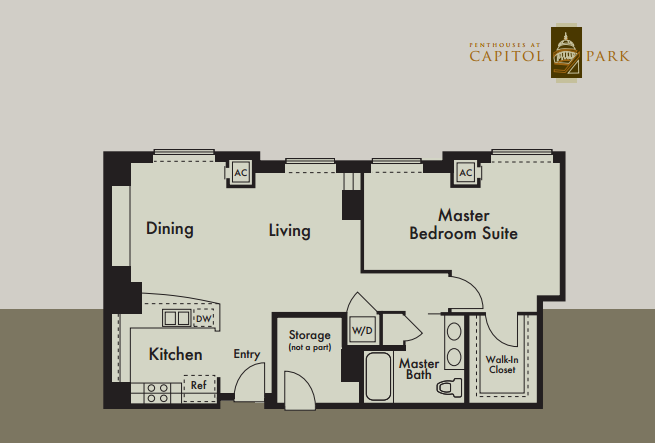 Unit 9a Floor Plan 2