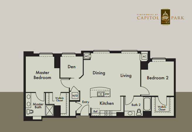 Unit 10 Floor Plan 7