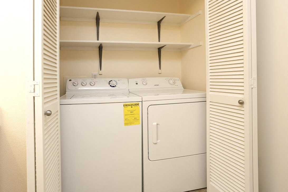 Washer and Dryer l Redwood Commons Apartments McMinnville, OR